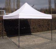 Kerti sátor pavilon DELUXE 3 x 3 m - fehér