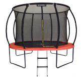 Trambulin Premium 366 cm - biztonsági hálóval