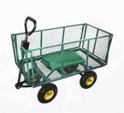 Kerti kocsi 550 kg - zöld