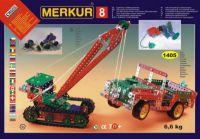 Építő készlet MERKUR 8 - 1405 ks