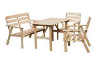 Kerti bútor készlet NORDIC - FSC
