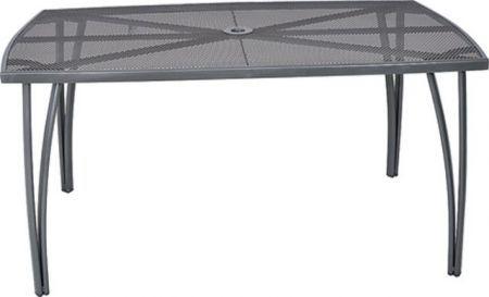 Kerti asztal fémből ZWMT-24