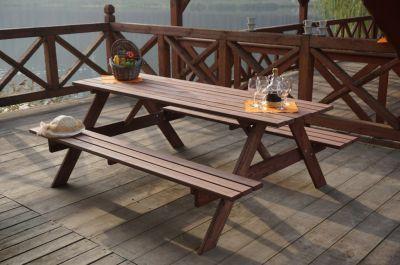 Kerti bútor készlet PIKNIK - 200 cm