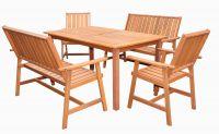 Asztal fából MALAY