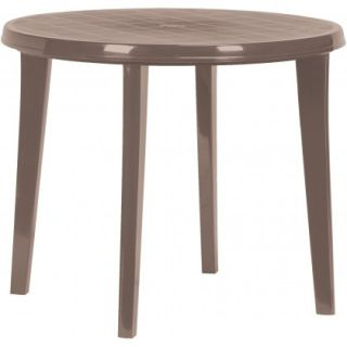 Kerti asztal LISA - cappuccino