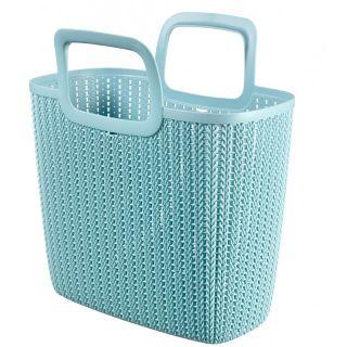 Bevásárló táska KNIT - kék