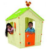 Gyerek játékház MAGIC PLAY HOUSE - bézs