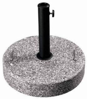 Napernyőtalp 25 kg - gránit