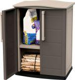 Kerti tároló szekrény BASE SHED 92 x 70 x 50 cm - bézs/barna