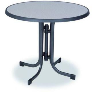 Fém asztal PIZZARA ø 85 cm