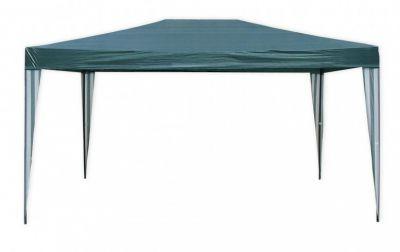 Kerti sátor 3401-PE zöld 3 x 4 m